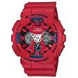 カシオ CASIO Gショック G-SHOCK トリコロールシリーズ クオーツ メンズ 腕時計 時計 GA-120TR-4A レッド【ポイント10倍】【楽ギフ_包装】