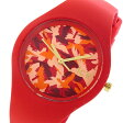 アイスウォッチ アイスフライ トマト レディース 腕時計 時計 ICE.FY.TOM.S.S.15 カモフラ/バード【ポイント10倍】【楽ギフ_包装】