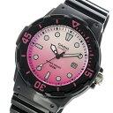 カシオ CASIO ダイバールック クオーツ レディース 腕時計 時計 LRW-200H-4E ピンクグラデーション