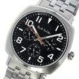 ポールスミス PAUL SMITH アトミック ATOMIC クオーツ メンズ 腕時計 時計 P10046 ブラック【ポイント10倍】【楽ギフ_包装】