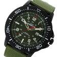 タイメックス TIMEX エクスペディション アップランダー クオーツ メンズ 腕時計 時計 T49944 ダークグリーン【ポイント10倍】【楽ギフ_包装】