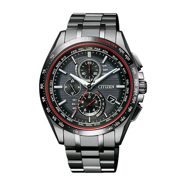 シチズン CITIZEN アテッサ クロノ メンズ 腕時計 AT8145-59E 国内正規【ポイント10倍】【楽ギフ_包装】:リコメン堂