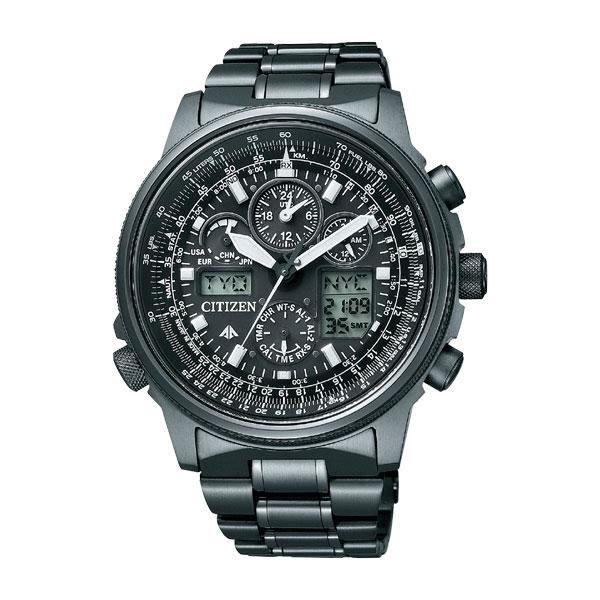 シチズン CITIZEN プロマスター クロノ メンズ 腕時計 JY8025-59E 国内正規【ポイント10倍】【楽ギフ_包装】:リコメン堂