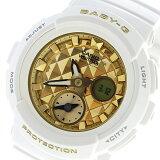 カシオ CASIO ベビーG BABY-G スタッズダイアル クオーツ レディース 腕時計 時計 BGA-195M-7A ゴールド