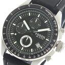 フォッシル FOSSIL クオーツ メンズ 腕時計 時計 CH2573IE ブラック/ブラック【ポイント10倍】