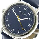 スギヤマ SUGIYAMA 腕時計 時計 メンズ レディース ANTICLOCKWISE-BL アンチクロックワイズ Anticlockwise クォーツ ブルー【ポイント10倍】