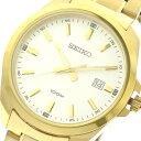 セイコー SEIKO 腕時計 時計 メンズ SUR280P1 クォーツ ホワイト ゴールド