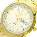 セイコー SEIKO 腕時計 メンズ SNKP20J1 セイコー5 SEIKO5 自動巻き ゴールド ゴールド【送料無料】【ポイント10倍】