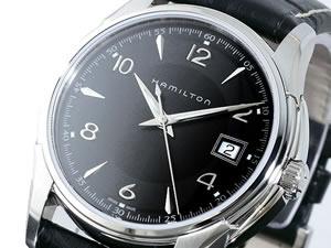 HAMILTONハミルトンジャズマスタージェント腕時計H32411735【送料無料】【32%OFF】【セール】