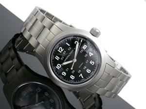 HAMILTONハミルトンKHAKIカーキフィールド腕時計H68411133【送料無料】【11%OFF】【セール】