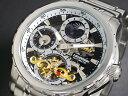 ジョンハリソン JHARRISON 腕時計 時計 デュアルタイム 自動巻き JH091-BS