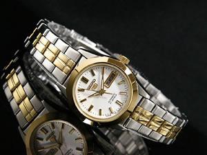 セイコー5SEIKOファイブドレス腕時計自動巻きレディースSYMH64J1【送料無料】