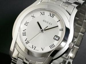 GUCCIグッチ腕時計メンズブラックYA055305【送料無料】【51%OFF】【セール】【ポイント10倍】