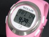 SOLUS ソーラス 腕時計 時計 デジタル 心拍計測機能付き 01-800-07【ポイント10倍】