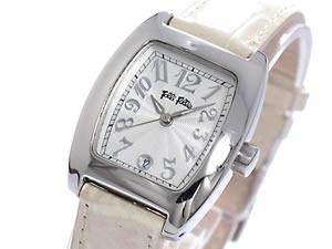 FolliFollieフォリフォリ腕時計レディースS922SV/IV【送料無料】【59%OFF】【セール】