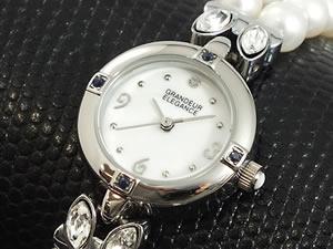 グランドールGRANDEUR腕時計レディースEPR006W2【送料無料】【76%OFF】【セール】
