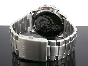 ディーゼルDIESEL腕時計クロノグラフメンズDZ4181【送料無料】【YDKG円高還元ブランド】