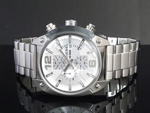 ディーゼルDIESEL腕時計メンズクロノグラフDZ4203【送料無料】【35%OFF】【セール】【YDKG円高還元ブランド】