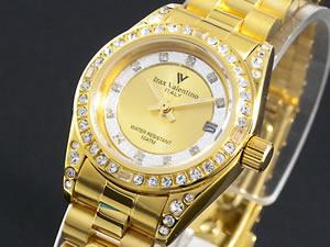 アイザックバレンチノIzaxValentino腕時計時計レディースIVL-1000-1【92%OFF】【セール】【YDKG円高還元ブランド】