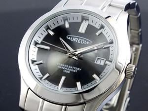 オレオールAUREOLEスポーツ腕時計メンズSW-490M-1【送料無料】【68%OFF】【セール】【YDKG円高還元ブランド】