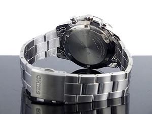 セイコーSEIKO腕時計メンズクロノグラフSSB025P1【送料無料】【YDKG円高還元ブランド】