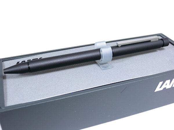 LAMY ラミー ツインペン マルチペン L656 ブラック