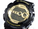 カシオ CASIO Gショック G-SHOCK 高輝度LED 腕時計 時計 GD100GB-1【ラッピング無料】