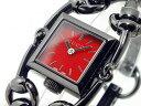 グッチ GUCCI シニョリーア 腕時計 レディース YA116516 レッド【送料無料】