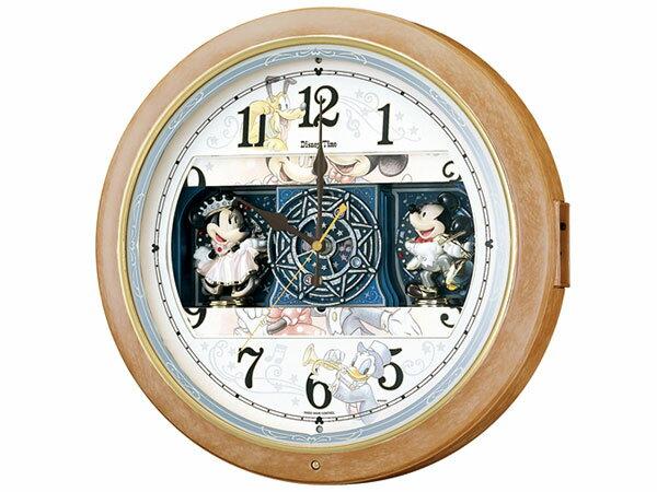セイコー SEIKO キャラクタークロック からくり時計 電波時計 掛け時計 FW561AH2【ポイント10倍】:リコメン堂