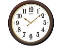セイコー SEIKO 電波時計 自動点灯 掛け時計 KX338BH2【ポイント10倍】