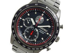セイコーSEIKOクロノグラフ腕時計時計SNDD89P1【YDKG円高還元ブランド】【ポイント10倍】【_包装】