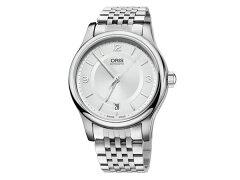 オリス ORIS クラシック Classic 自動巻き メンズ 腕時計 73375784031M 国内正規【送料無料】【楽ギフ_包装】【ポイント10倍】