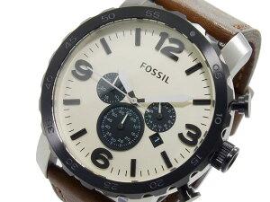 フォッシルFOSSILクロノグラフメンズ腕時計時計JR1390【ポイント10倍】【_包装】