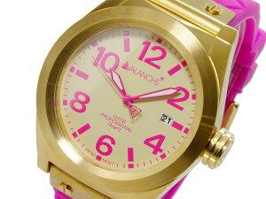 アバランチAVALANCHEクオーツユニセックス腕時計時計AV1028-PKGD【ポイント10倍】【_包装】