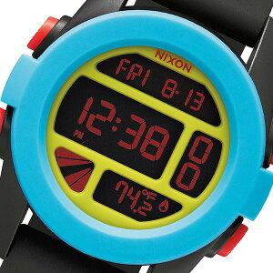 ニクソンNIXONユニットUnitデジタルメンズ腕時計時計A197-1935【ポイント10倍】【_包装】
