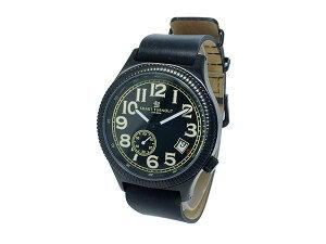 スマートターンアウトSMARTTURNOUTクオーツメンズ腕時計時計ST-007BBK替えベルト付き【ポイント10倍】【_包装】