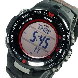 カシオCASIOプロトレックソーラーマルチバンド6メンズ腕時計PRW-3000G-1【送料無料】【ポイント10倍】【_包装】