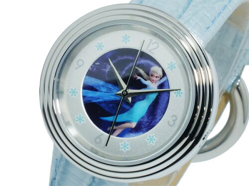 ディズニーウオッチ Disney Watch アナと雪の女王 レディース 腕時計 時計 140214-FZ【楽ギフ_包装...