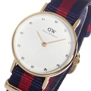 ダニエルウェリントンオックスフォード/ローズ26mmクオーツ腕時計時計0905DW【ポイント10倍】【_包装】
