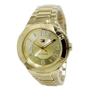 トミーヒルフィガーTOMMYレディースクオーツ腕時計時計1781446ゴールド【ポイント10倍】【_包装】