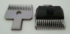 スライヴ 電気バリカン 501H・5000AD・5500用替刃 5mm【ポイント10倍】