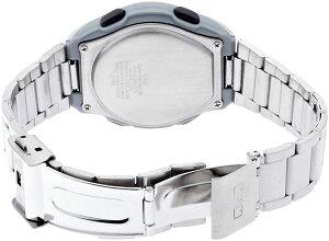 【CITIZEN】シチズンQ&Q電波ソーラーメンズ腕時計MD02-204SOLARMATE(ソーラーメイト)/5点入り(き)【ポイント10倍】【RCP】