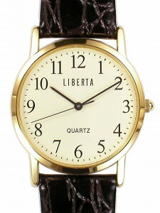 【LIBERTA】リベルタメンズ腕時計LI-044MA-05日常生活用防水(日本製)/10点入り(き)【ポイント10倍】【RCP】