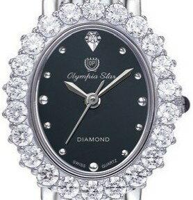 【OPYMPIASTAR】オリンピアスターレディース腕時計OP-28006DLS-1アナログ表示スイス製ム−ブ3気圧/1点入り(き)【ポイント10倍】【RCP】
