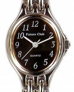 【FutureClub】フューチャークラブレディース腕時計FC-051L-LB日常生活用防水(日本製)/5点入り(き)【ポイント10倍】【RCP】