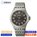 【AUREOLE】オレオール メンズ腕時計 SW-482M-1 アナログ表示 ソーラー 10気圧防水 /1点入り(代引き不可)【送料無料】