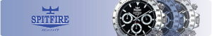 【SPITFIRE】スピットファイアメンズ腕時計SF-911M-3アナログ表示10気圧防水/5点入り(き)【ポイント10倍】【RCP】