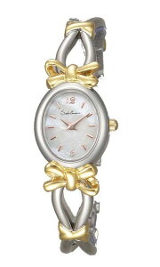 【SORDIERMANNO】ソルディ・エルマーノレディース腕時計ES-852L-2アナログ表示文字盤白蝶貝3気圧/20点入り(き)【ポイント10倍】【RCP】