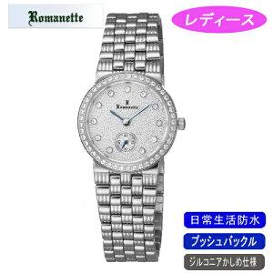 【ROMANETTE】ロマネッティレディース腕時計RE-3517L-3アナログ表示スイス製ムーブ日常生活用防水/10点入り(き)【ポイント10倍】【RCP】