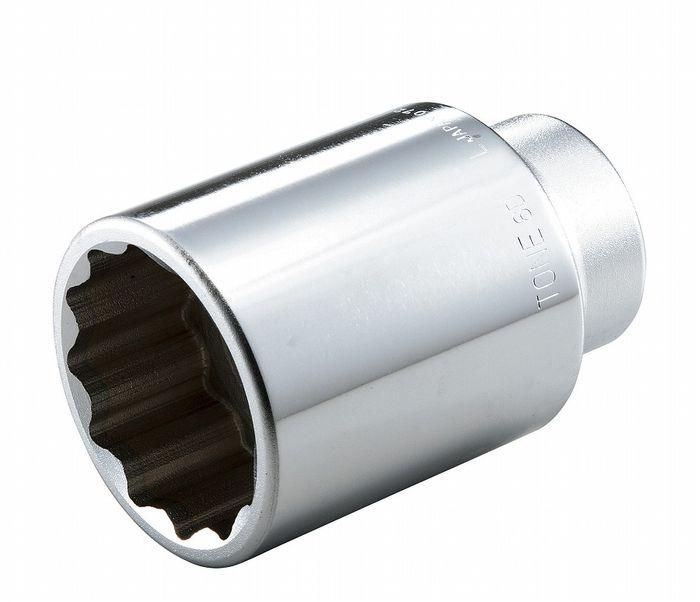 締付工具, ソケットレンチ用ソケット  TONE() 19.030mm 6D-30L10
